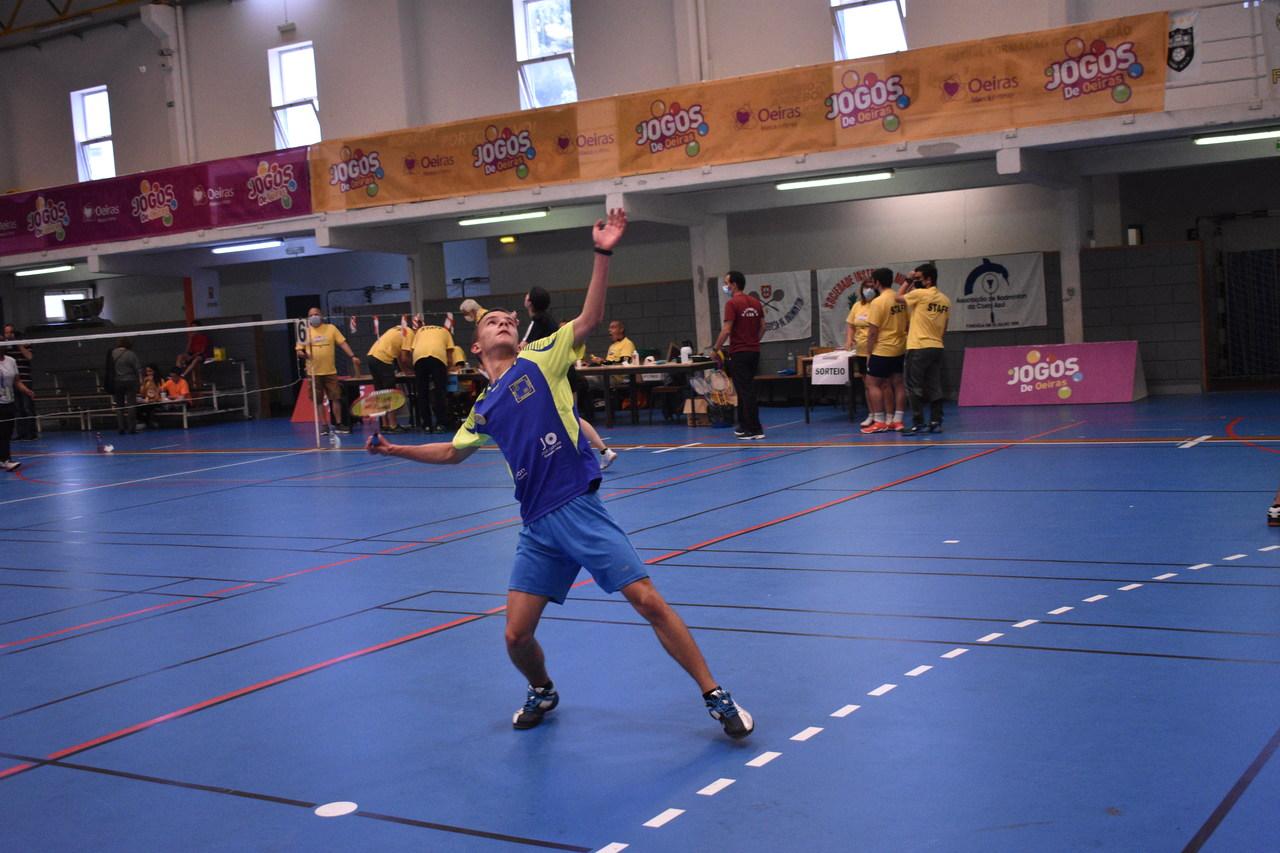 Encontro de Badminton