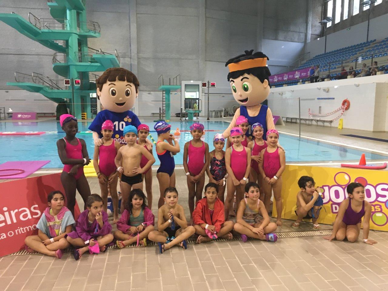 Segundo dia de Jogos de Oeiras