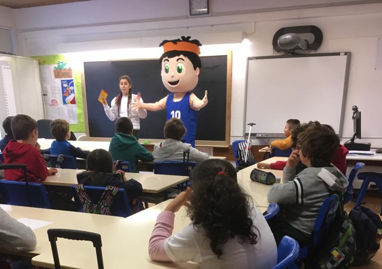Jogos de Oeiras nas escolas do concelho